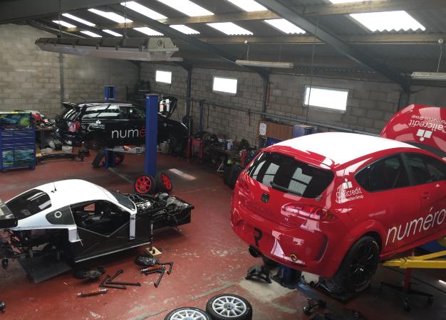 repairs and workshop